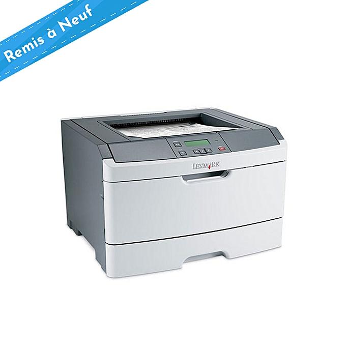 Lexmark Imprimante laser monochrome Lexmark E360dn - Laser Monochrome noir et blanc -Remis a neuf à prix pas cher