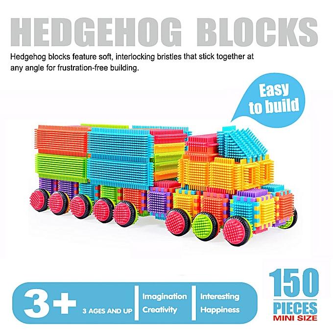 Autre DIY Building Blocks Educational Toy Bricks Set voiture Truck  for Enfants Christmas Gift 150pcs à prix pas cher