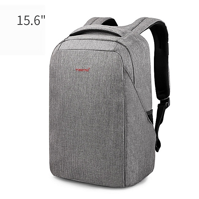 OEM Refined Anti-thief 15.6 Laptop sac à dos USB computer sac à dos for male sacpack  gris à prix pas cher