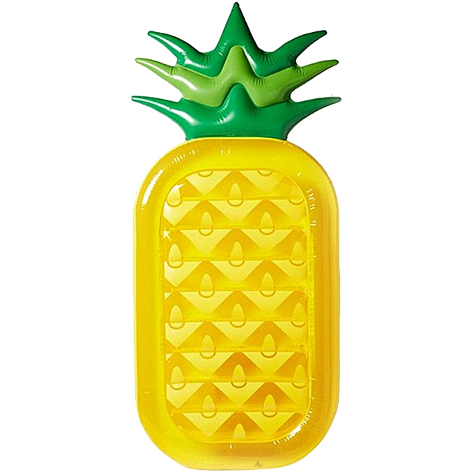 Autre Inflatable Pineapple Pool Raft Summer Swimming Lounge Float Pool Party Toys for Adults and Kids à prix pas cher